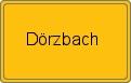 Wappen Dörzbach