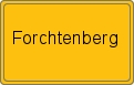 Wappen Forchtenberg