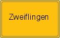 Wappen Zweiflingen