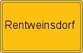 Wappen Rentweinsdorf