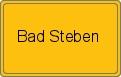 Wappen Bad Steben