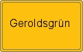 Wappen Geroldsgrün
