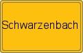 Wappen Schwarzenbach