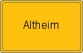 Wappen Altheim