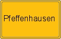 Wappen Pfeffenhausen