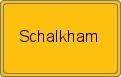 Wappen Schalkham