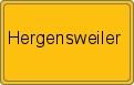 Wappen Hergensweiler