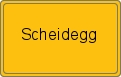 Wappen Scheidegg
