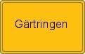 Wappen Gärtringen