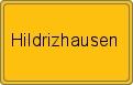 Wappen Hildrizhausen