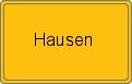 Wappen Hausen