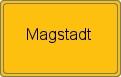 Wappen Magstadt