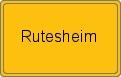 Wappen Rutesheim
