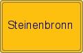 Wappen Steinenbronn