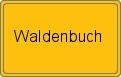 Wappen Waldenbuch
