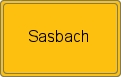 Wappen Sasbach