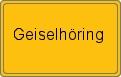 Wappen Geiselhöring