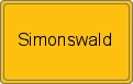 Wappen Simonswald