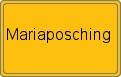 Wappen Mariaposching