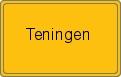 Wappen Teningen