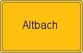 Wappen Altbach