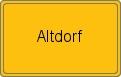 Wappen Altdorf