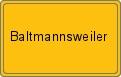 Wappen Baltmannsweiler