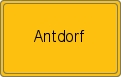 Wappen Antdorf
