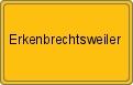Wappen Erkenbrechtsweiler