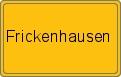 Wappen Frickenhausen