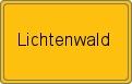Wappen Lichtenwald