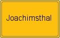 Wappen Joachimsthal