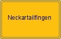 Wappen Neckartailfingen