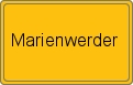 Wappen Marienwerder