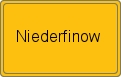 Wappen Niederfinow