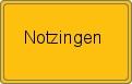 Wappen Notzingen