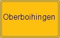 Wappen Oberboihingen