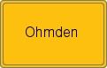 Wappen Ohmden