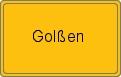 Wappen Golßen