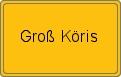 Wappen Groß Köris