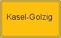 Wappen Kasel-Golzig