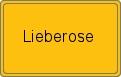 Wappen Lieberose