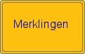 Wappen Merklingen