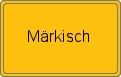 Wappen Märkisch