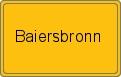Wappen Baiersbronn