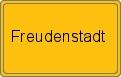Wappen Freudenstadt