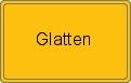 Wappen Glatten