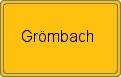 Wappen Grömbach