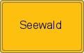 Wappen Seewald