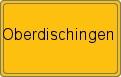 Wappen Oberdischingen